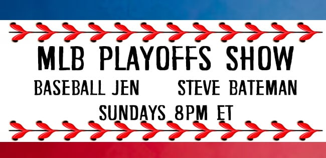 FanSportsVisor MLB Playoff Show 10/28